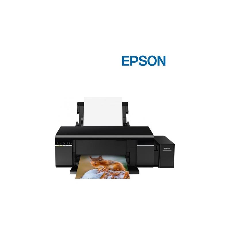 Epson L805 Ink Tank System Color Printer
